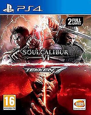 Einfach und sicher online bestellen: Tekken 7 + Soul Calibur VI (PEGI) in Österreich kaufen.