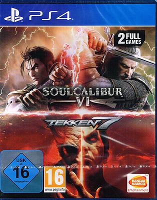 Einfach und sicher online bestellen: Tekken 7 + Soul Calibur VI in Österreich kaufen.