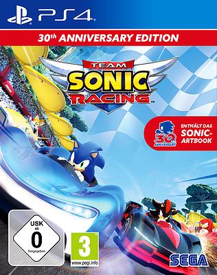 Einfach und sicher online bestellen: Team Sonic Racing 30th Anniversary Edition in Österreich kaufen.