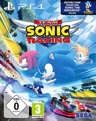 Einfach und sicher online bestellen: Team Sonic Racing Collectors Edition in Österreich kaufen.