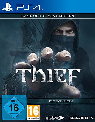 Einfach und sicher online bestellen: Thief 4 Game of the Year Edition in Österreich kaufen.