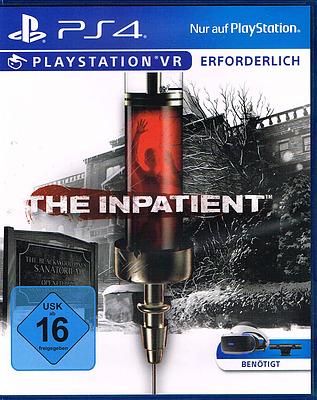 Einfach und sicher online bestellen: The Inpatient in Österreich kaufen.
