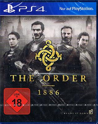 Einfach und sicher online bestellen: The Order 1886 in Österreich kaufen.