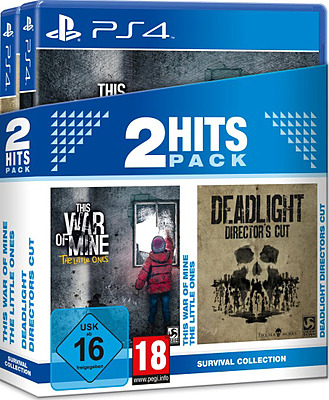 Einfach und sicher online bestellen: This War of Mine + Deadlight Director's Cut in Österreich kaufen.