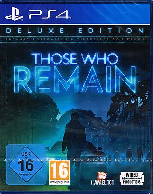 Einfach und sicher online bestellen: Those Who Remain Deluxe Edition in Österreich kaufen.