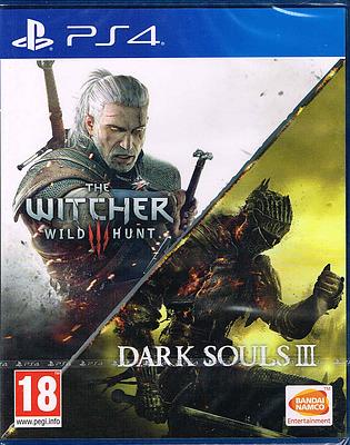Einfach und sicher online bestellen: The Witcher 3: Wild Hunt & Dark Souls 3 (PEGI) in Österreich kaufen.