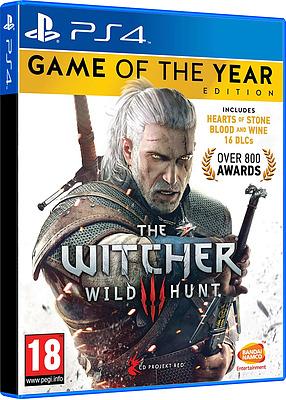 Einfach und sicher online bestellen: The Witcher 3: Wild Hunt Game of the Year Ed. (AT) in Österreich kaufen.