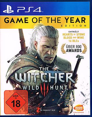 Einfach und sicher online bestellen: The Witcher 3: Wild Hunt Game of the Year Edition in Österreich kaufen.