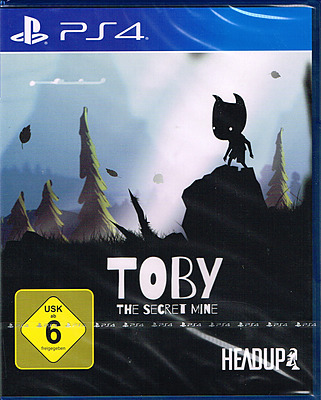 Einfach und sicher online bestellen: Toby: The Secret Mine in Österreich kaufen.