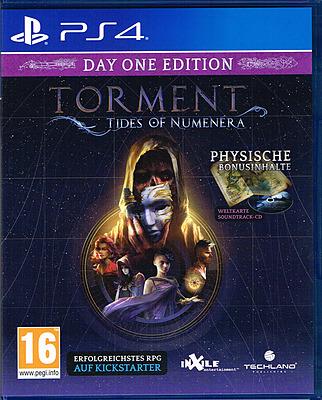 Einfach und sicher online bestellen: Torment: Tides of Numenera D1 Edition (AT-PEGI) in Österreich kaufen.