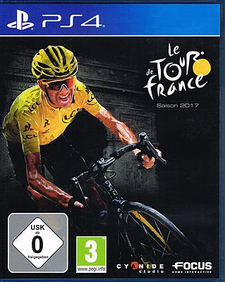 Einfach und sicher online bestellen: Tour de France 2017 in Österreich kaufen.