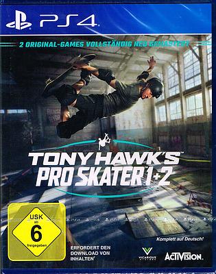 Einfach und sicher online bestellen: Tony Hawk's Pro Skater 1&2 in Österreich kaufen.