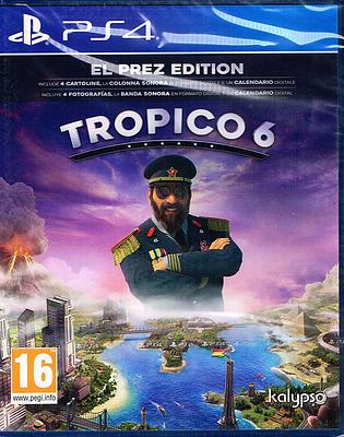 Einfach und sicher online bestellen: Tropico 6 El Prez Edition (PEGI) in Österreich kaufen.