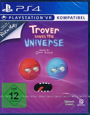 Einfach und sicher online bestellen: Trover Saves The Universe in Österreich kaufen.