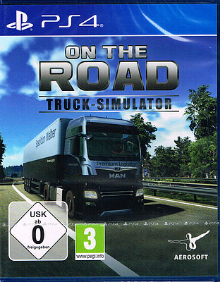 Einfach und sicher online bestellen: Truck Simulator - On the Road in Österreich kaufen.