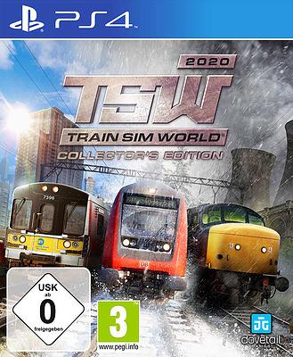 Einfach und sicher online bestellen: Train Sim World 2020 Collectors Edition in Österreich kaufen.