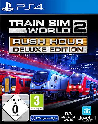 Einfach und sicher online bestellen: Train Sim World 2: Rush Hour Deluxe Edition in Österreich kaufen.