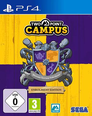 Einfach und sicher online bestellen: Two Point Campus (AT-PEGI) in Österreich kaufen.