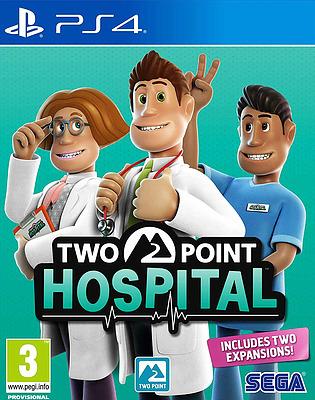 Einfach und sicher online bestellen: Two Point Hospital (PEGI) in Österreich kaufen.