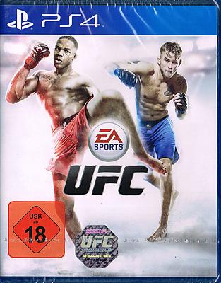 Einfach und sicher online bestellen: EA Sports UFC in Österreich kaufen.