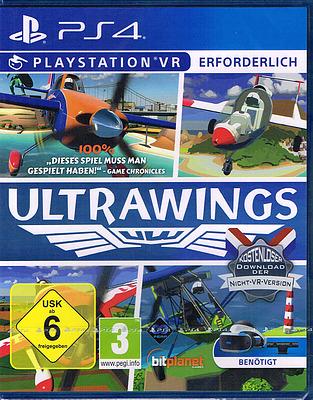 Einfach und sicher online bestellen: Ultrawings in Österreich kaufen.