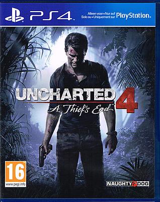 Einfach und sicher online bestellen: Uncharted 4: A Thief's End (AT-PEGI) in Österreich kaufen.