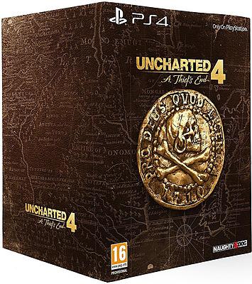 Einfach und sicher online bestellen: Uncharted 4: A Thief's End Libertalia CE in Österreich kaufen.