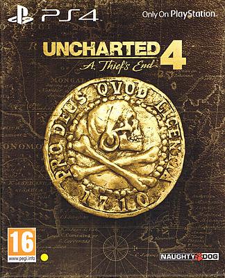 Einfach und sicher online bestellen: Uncharted 4: A Thief's End Special Ed (EU-Import) in Österreich kaufen.