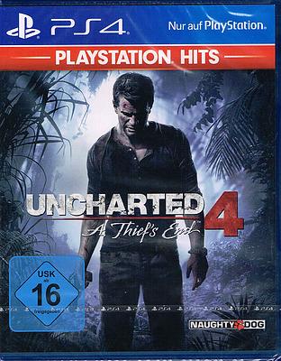 Einfach und sicher online bestellen: Uncharted 4: A Thief's End PS4 Hits in Österreich kaufen.