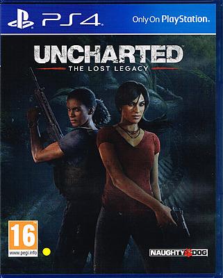 Einfach und sicher online bestellen: Uncharted: The Lost Legacy + DLC (EU-Import) in Österreich kaufen.