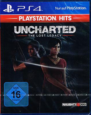 Einfach und sicher online bestellen: Uncharted: The Lost Legacy in Österreich kaufen.