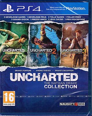 Einfach und sicher online bestellen: Uncharted: The Nathan Drake Collection (AT-PEGI) in Österreich kaufen.