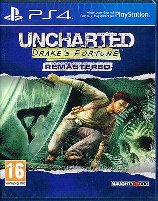 Einfach und sicher online bestellen: Uncharted 1: Drakes Schicksal HD Remastered (AT) in Österreich kaufen.