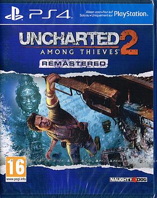 Einfach und sicher online bestellen: Uncharted 2: Among Thieves HD Remastered (AT-PEGI) in Österreich kaufen.