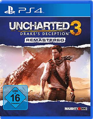 Einfach und sicher online bestellen: Uncharted 3: Drakes Deception HD Remastered in Österreich kaufen.