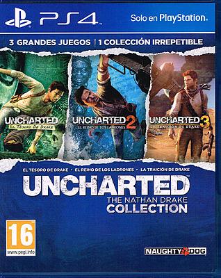 Einfach und sicher online bestellen: Uncharted: The Nathan Drake Collection (EU-Import) in Österreich kaufen.