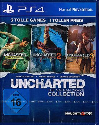 Einfach und sicher online bestellen: Uncharted: The Nathan Drake Collection PS Hits in Österreich kaufen.
