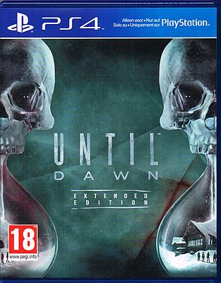 Einfach und sicher online bestellen: Until Dawn Extended Edition - ohne DLC (AT-PEGI) in Österreich kaufen.