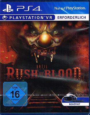 Einfach und sicher online bestellen: Until Dawn: Rush of Blood in Österreich kaufen.