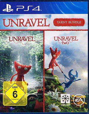 Einfach und sicher online bestellen: Unravel Yarny Bundle (AT-PEGI) in Österreich kaufen.