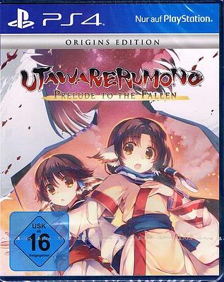 Einfach und sicher online bestellen: Utawarerumono: Prelude to the Fallen Origins Ed. in Österreich kaufen.