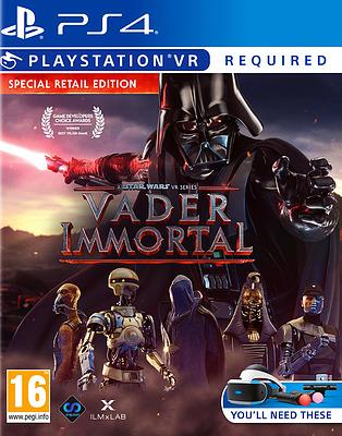 Einfach und sicher online bestellen: Vader Immortals: A Star Wars VR Serie (PEGI) in Österreich kaufen.