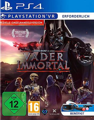 Einfach und sicher online bestellen: Vader Immortals: A Star Wars VR Serie in Österreich kaufen.