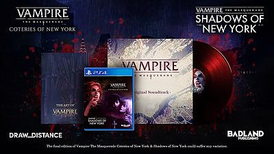 Einfach und sicher online bestellen: Vampire: The Masquerade - Coteries of New York in Österreich kaufen.