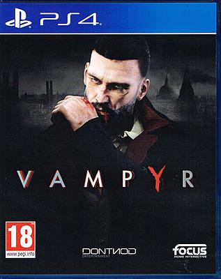 Einfach und sicher online bestellen: Vampyr (AT-PEGI) in Österreich kaufen.