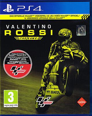 Einfach und sicher online bestellen: Valentino Rossi - The Game in Österreich kaufen.