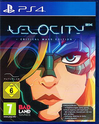 Einfach und sicher online bestellen: Velocity 2X: Critical Mass Edition in Österreich kaufen.