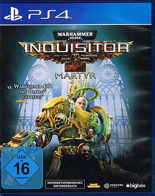 Einfach und sicher online bestellen: Warhammer 40.000: Inquisitor Martyr in Österreich kaufen.