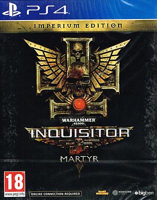 Einfach und sicher online bestellen: Warhammer 40.000: Inquisitor Martyr Imperium Edit. in Österreich kaufen.