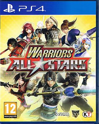 Einfach und sicher online bestellen: Warriors All-Stars (PEGI) in Österreich kaufen.